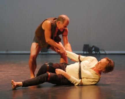 Lars Sørbø og Tor Arne Ursin i Byssan Lull.